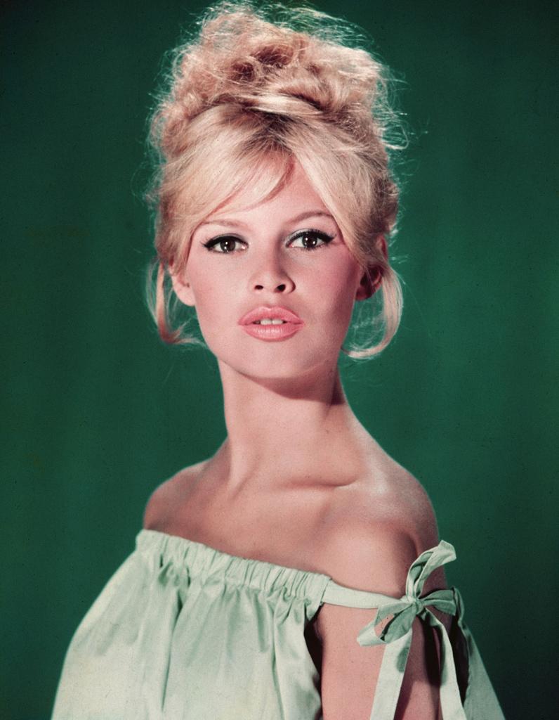 Coupe cheveux femme 1960