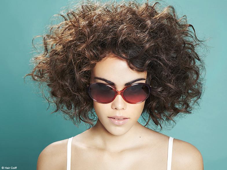 Bouclu00e9 Volume XXL Hair Coiff - 100 Coiffures Printemps/u00e9tu00e9 2012 - Elle