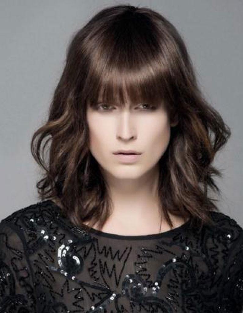 le carr wavy de laurent decreton coiffures de saison nos id es pour s 39 inspirer elle. Black Bedroom Furniture Sets. Home Design Ideas