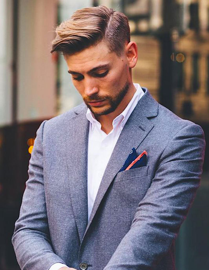 Coiffure homme à la mode - Ces coupes de cheveux pour hommes qui ...