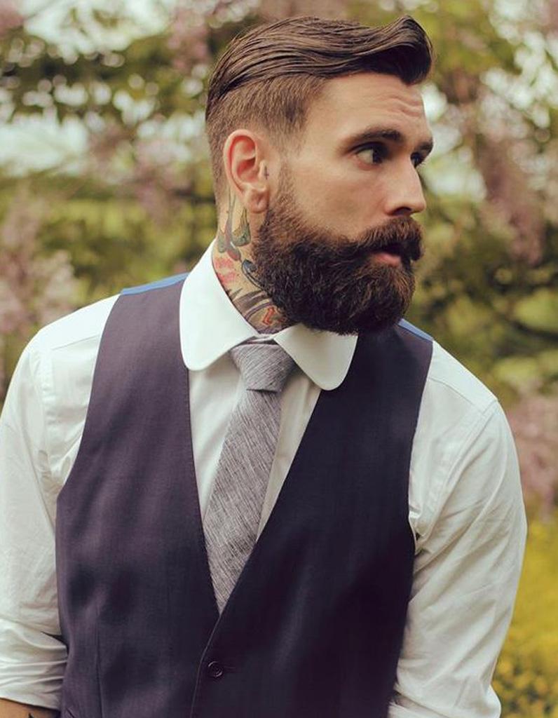 coiffure hommes automne hiver 2016 ces coupes de cheveux pour hommes qui nous s duisent elle. Black Bedroom Furniture Sets. Home Design Ideas