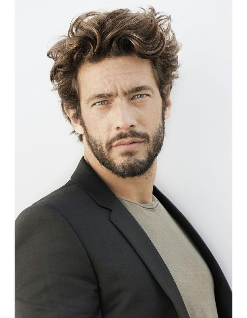 Coupe de cheveux mode pour homme
