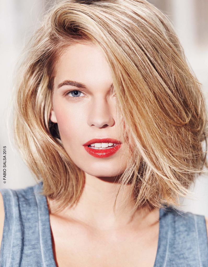 coupe de cheveux fabio salsa collection printemps- u00e9t u00e9 2015