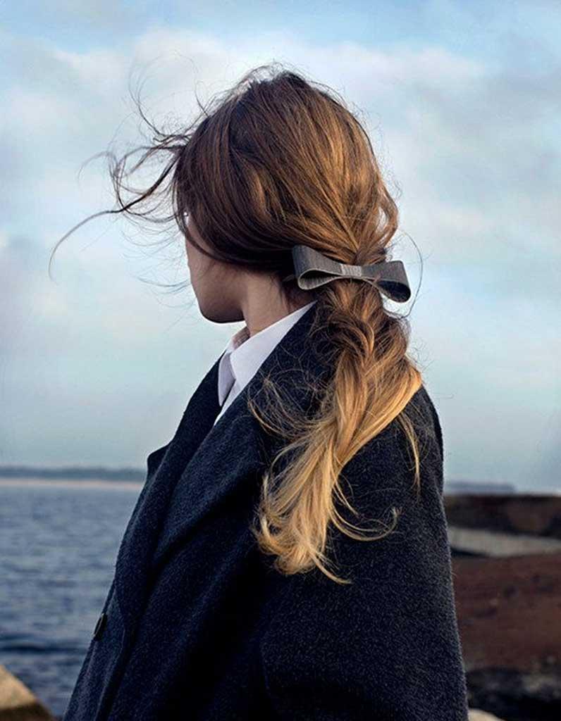 coiffure cheveux fins n ud 30 coiffures pour les cheveux fins elle. Black Bedroom Furniture Sets. Home Design Ideas