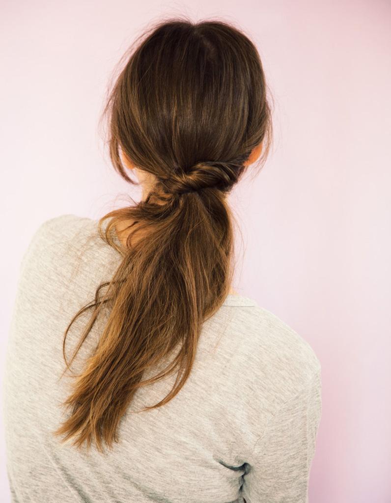 tuto coiffure cheveux fins coiffures la mode de la. Black Bedroom Furniture Sets. Home Design Ideas