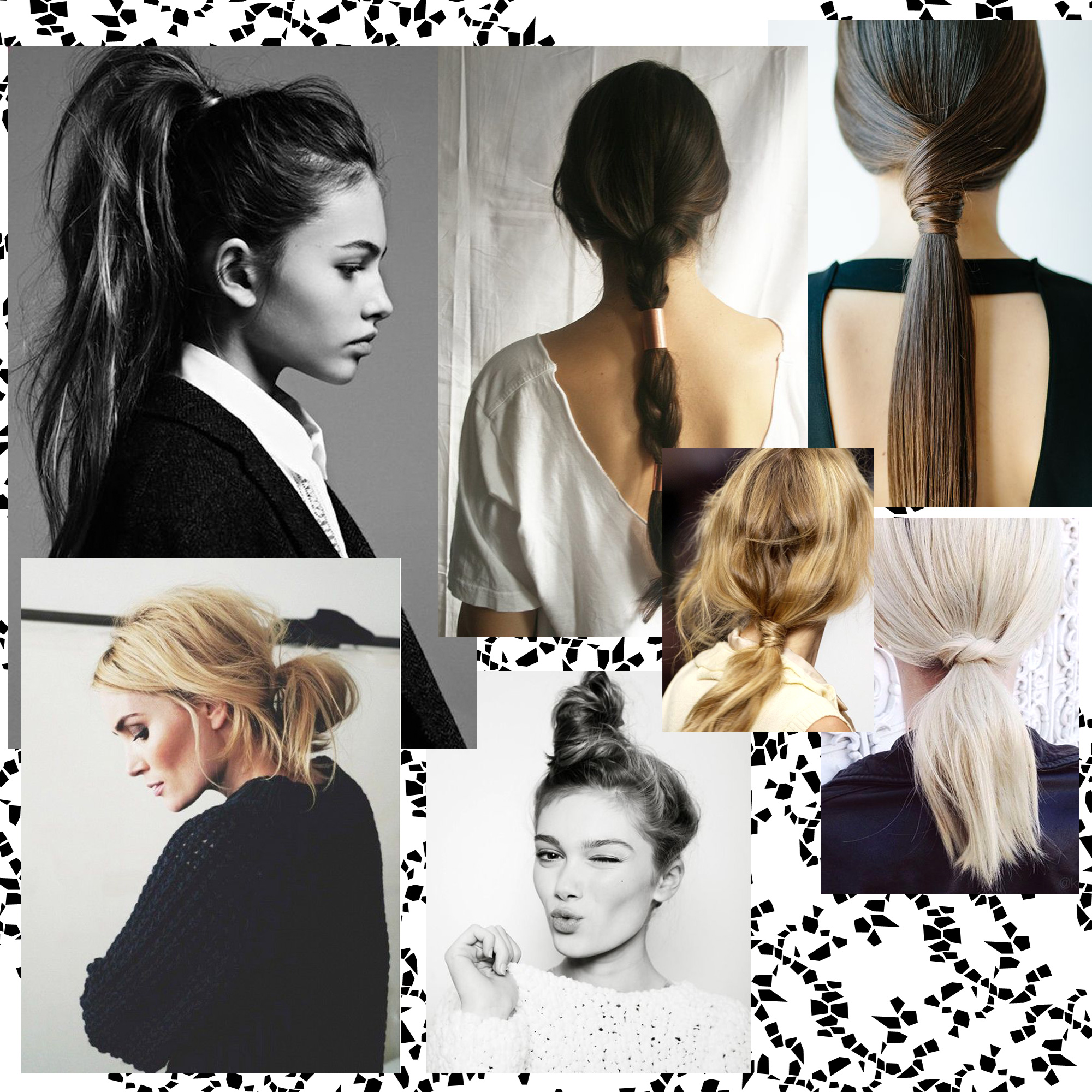 Très bien Extreme Coiffure simple : les plus belles coiffures simples - Elle NQ11