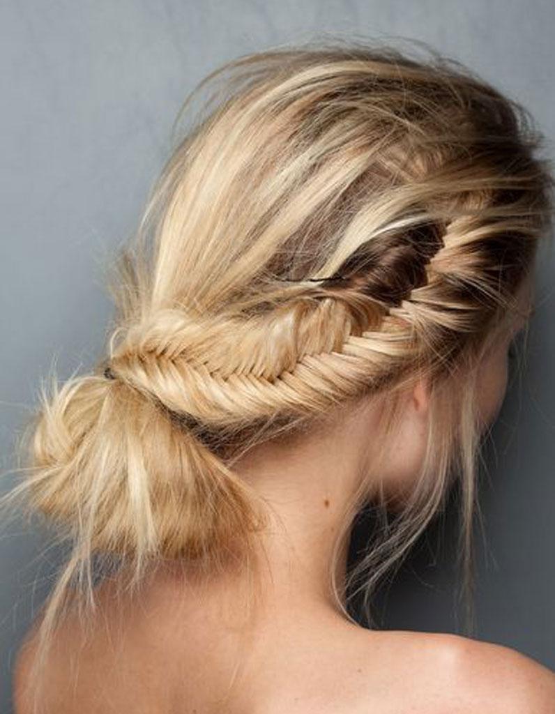 Idée coiffure facile - 50 coiffures faciles et rapides - Elle