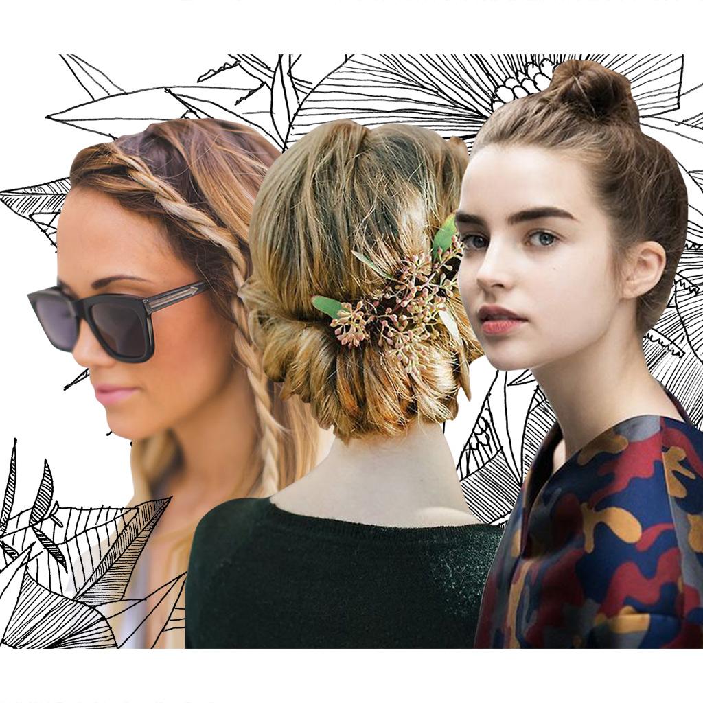 Exceptionnel Coiffure cheveux mi longs : nos idées de coiffures cheveux mi  BG41