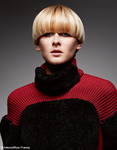 beaute tendance cheveux coiffure intercoiffure france 014 100 coiffures automne hiver 2011. Black Bedroom Furniture Sets. Home Design Ideas