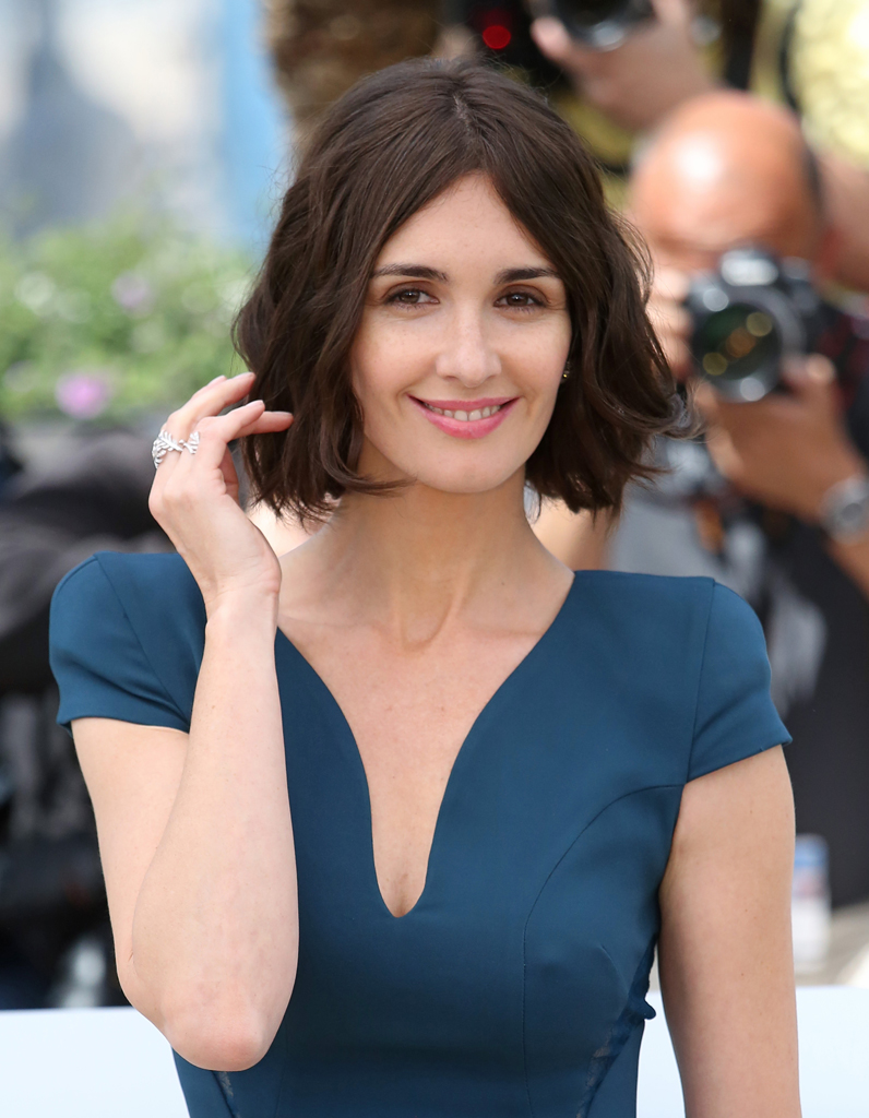 le carr flou de paz vega le carr flou nouvelle coupe pr f r e des stars elle. Black Bedroom Furniture Sets. Home Design Ideas