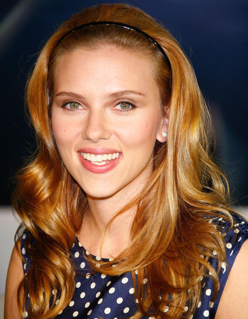 Blond V 233 Nitien Scarlett Johansson Ses Plus Belles