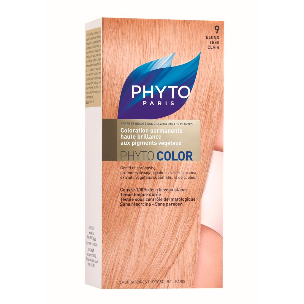 couleur soin phytocolor coloration naturelle 10 teintures bio qui respectent vos cheveux elle. Black Bedroom Furniture Sets. Home Design Ideas