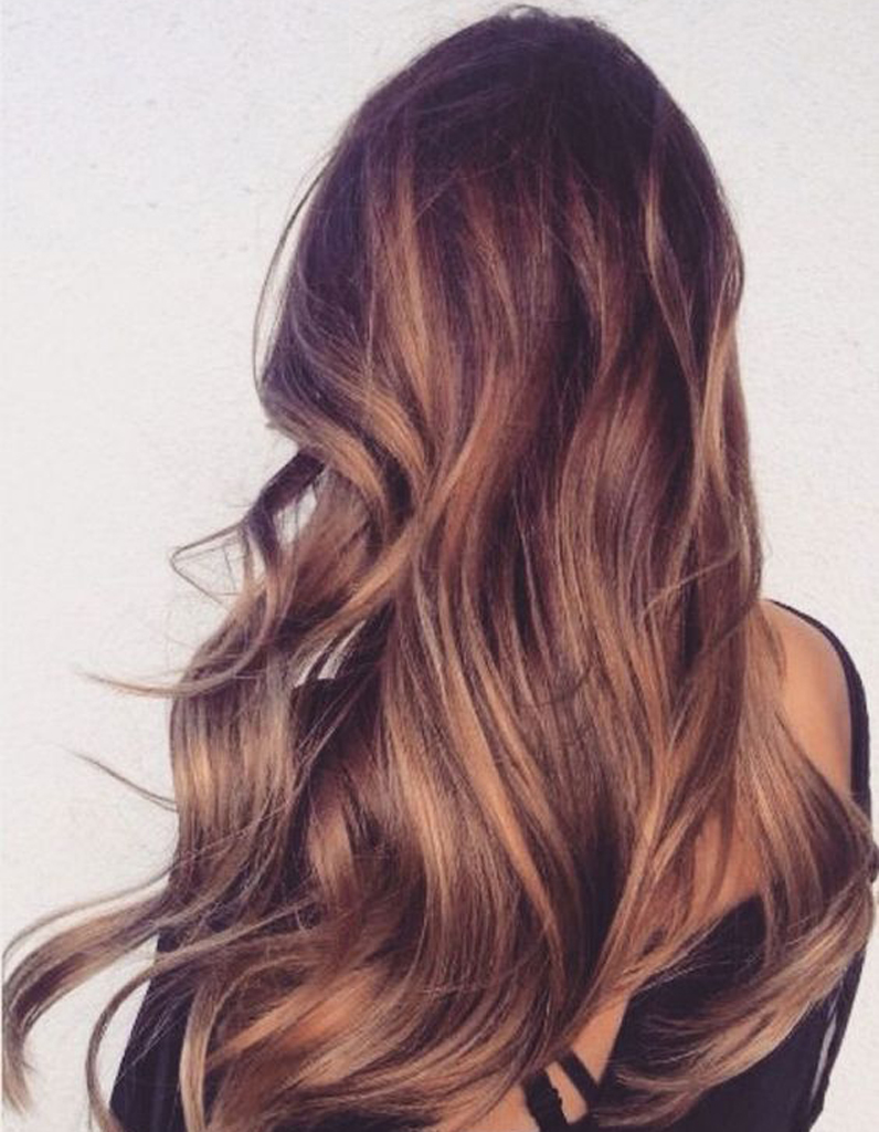 hair color styles ombr 233 hair chocolat ombr 233 hair les plus beaux d 233 grad 233 s 1039 | Ombre hair chocolat