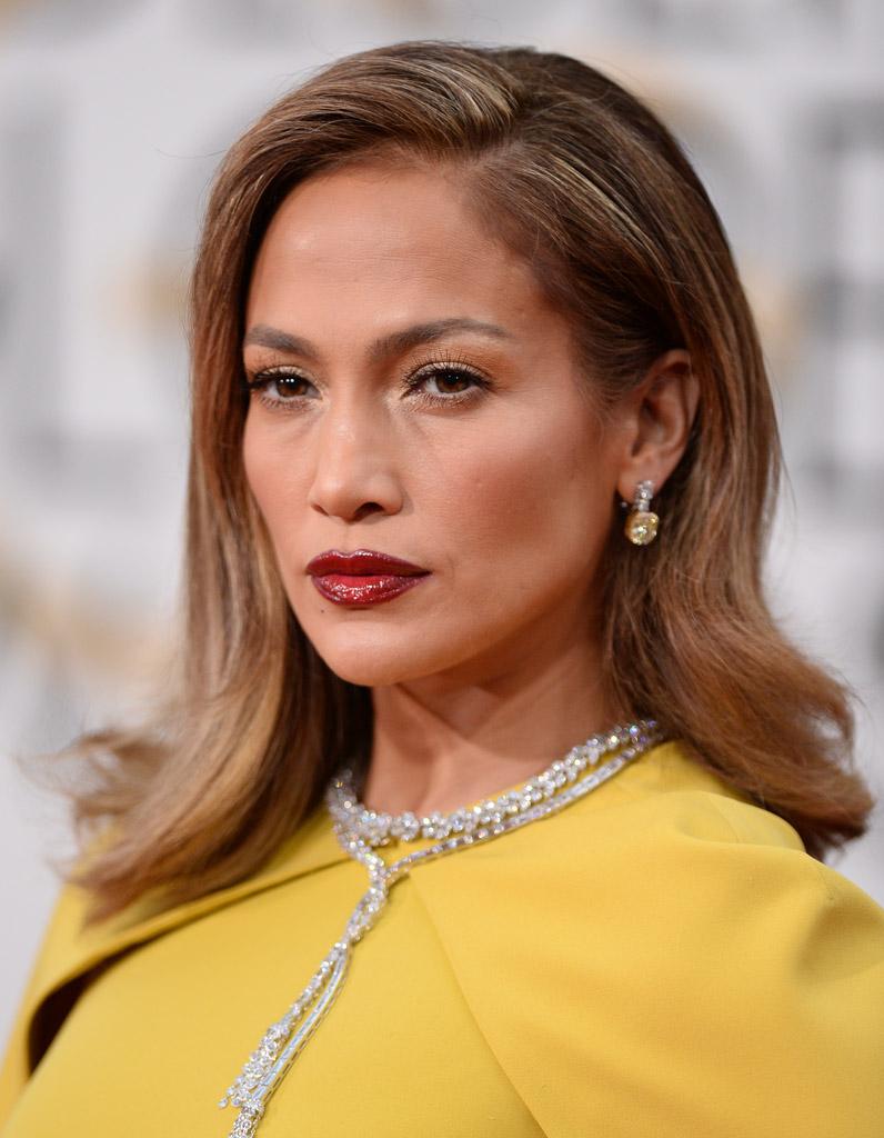 Jennifer Lopez Coiffure 2016