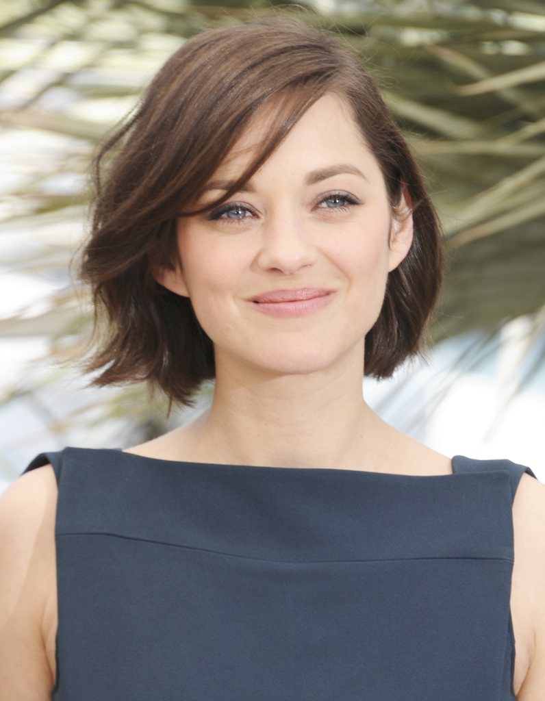 1 carr 9 possibilit s marion cotillard nous inspire elle. Black Bedroom Furniture Sets. Home Design Ideas
