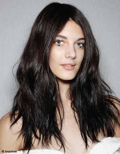 beaute tendance cheveux coiffure defiles paris givenchy 2 fashion week de paris t 2012 les. Black Bedroom Furniture Sets. Home Design Ideas
