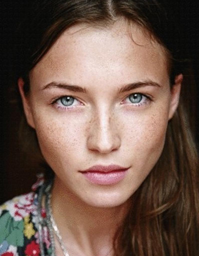 Le maquillage naturel illuminateur