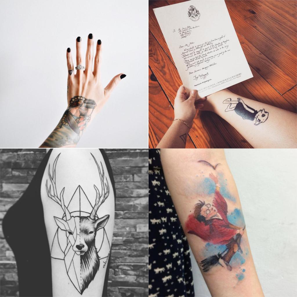 tatouage homme discret