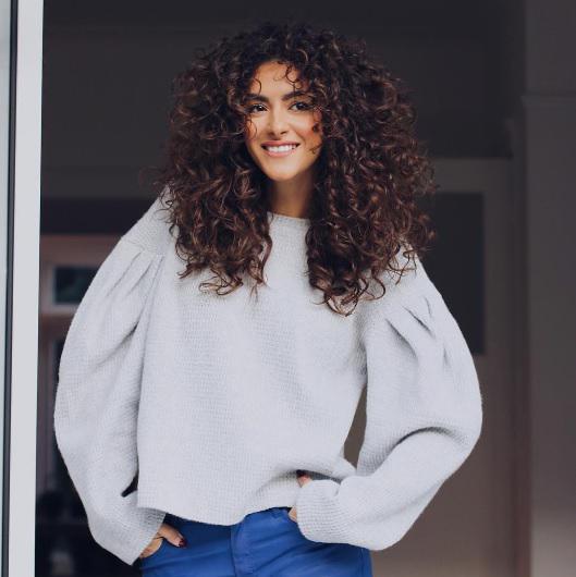 La pro des tutos coiffure qui fait le buzz sur Instagram , Elle