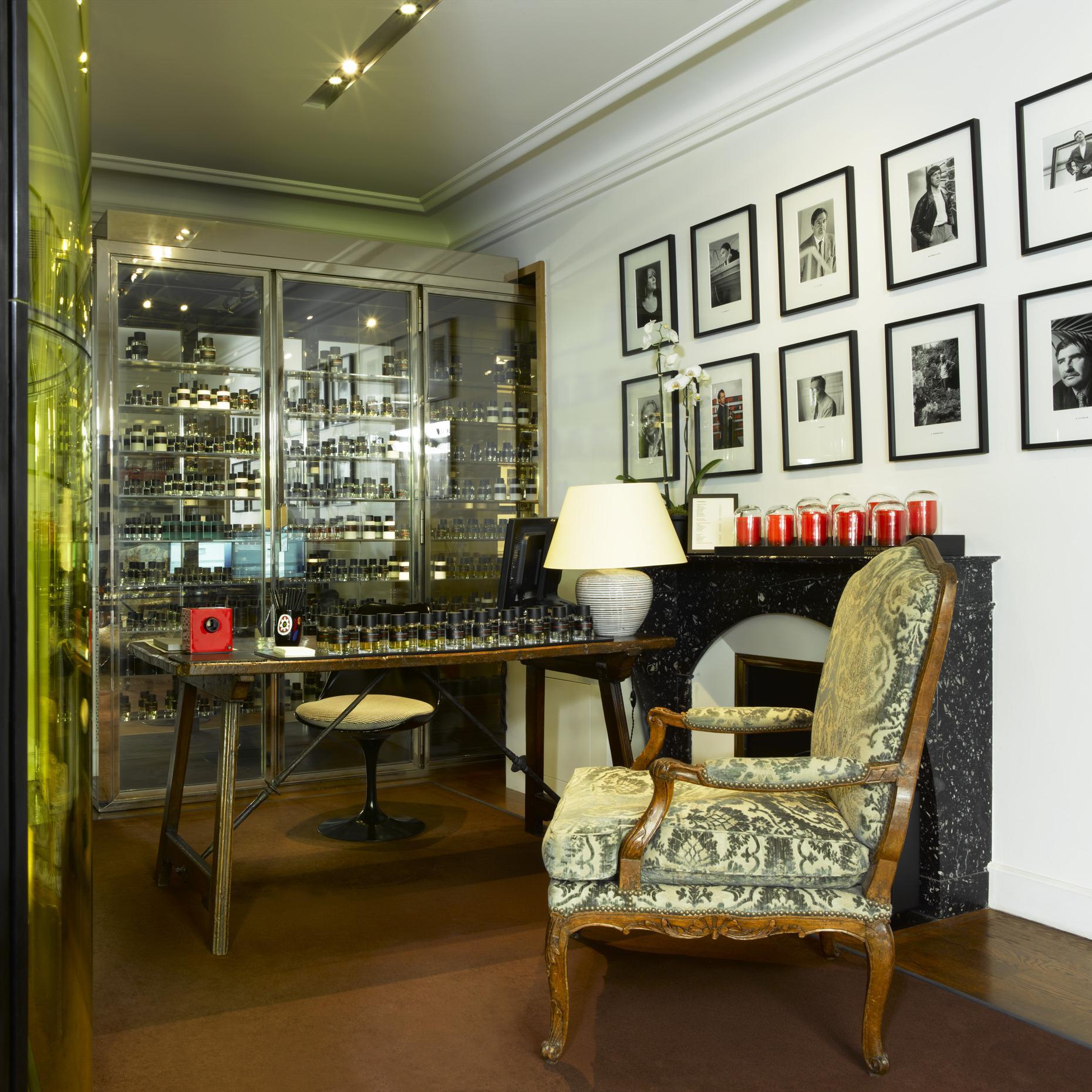 ellebeautyspot la maison des editions de parfums de fr d ric malle elle. Black Bedroom Furniture Sets. Home Design Ideas