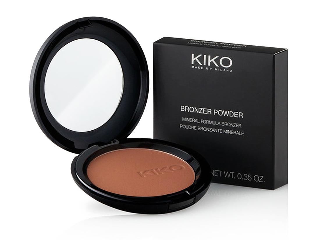 Favori Poudre bronzante kiko - Petits prix : 30 indispensables beauté de  NW59