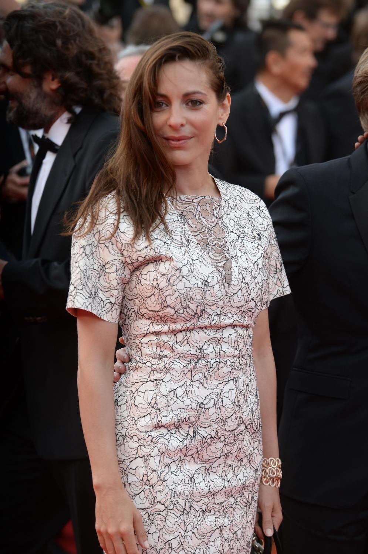 Audrey Dana - Cannes 2...