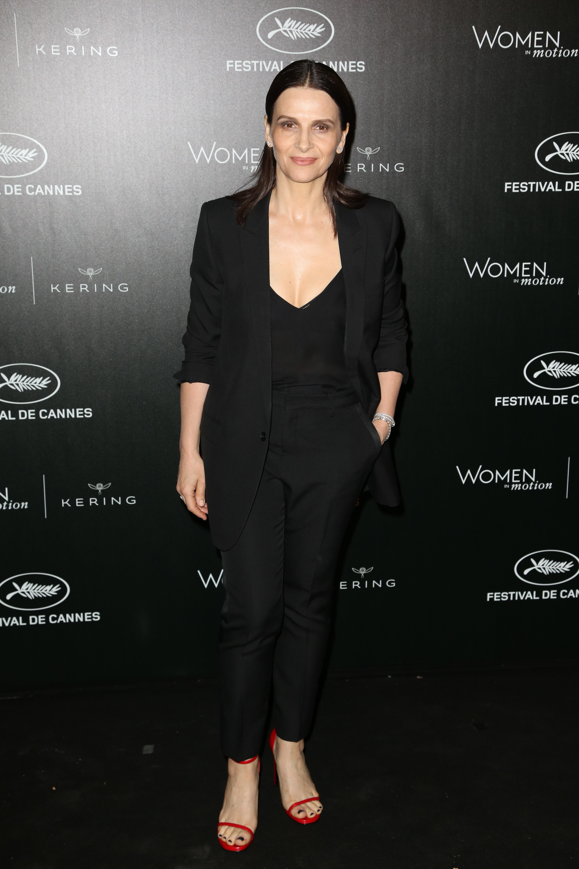 Juliette Binoche - Cannes 2016 : la soirée Women in Motion ... Vanessa Paradis