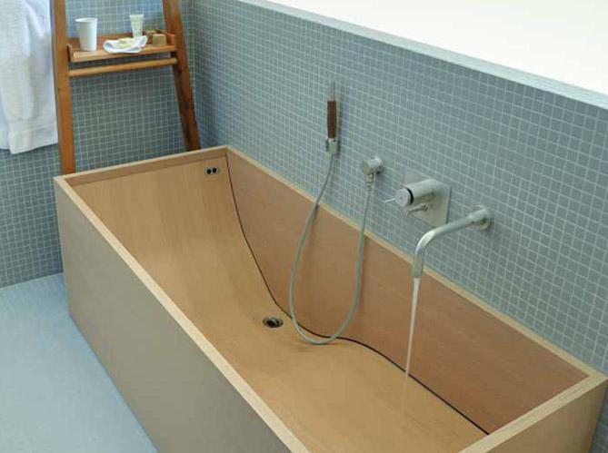 baignoire japonaise bois des id es novatrices sur la conception et le mobilier de maison. Black Bedroom Furniture Sets. Home Design Ideas