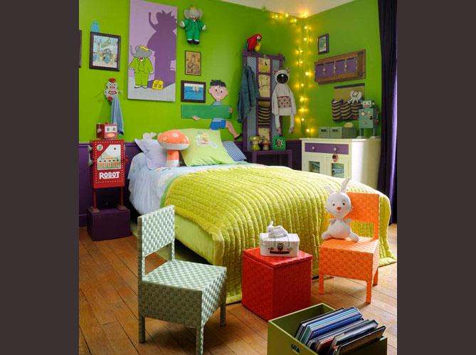 Chambre d 39 enfants un espace qui leur ressemble elle - Deco chambre d enfant ...