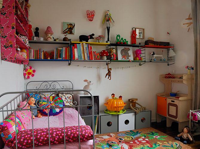 chambre d 39 enfants un espace qui leur ressemble elle d coration. Black Bedroom Furniture Sets. Home Design Ideas