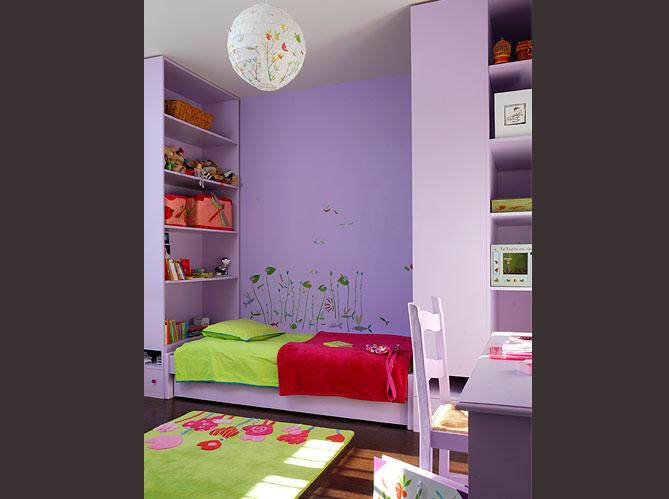 Couleur harmonie chambre id es de d coration et de for Art et decoration chambre