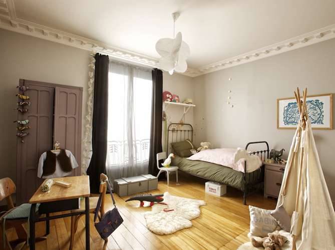 Chambres d 39 enfants plein d 39 id es d co elle d coration - Idee decoration chambre enfant ...