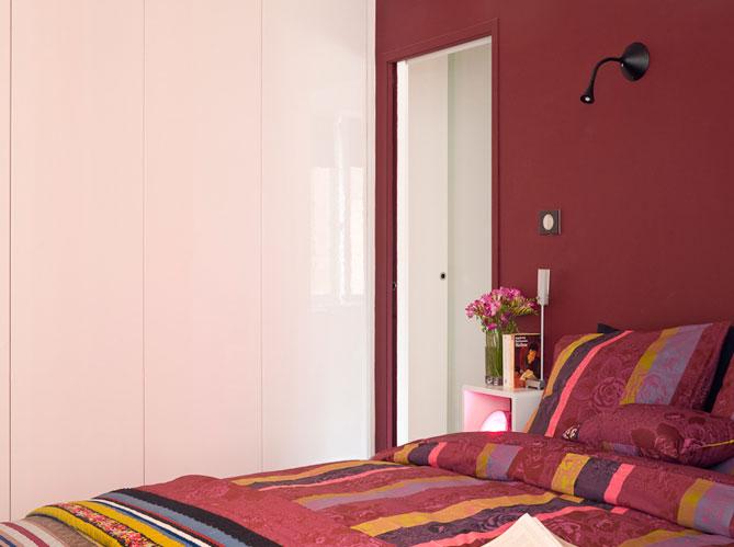 Design et couleurs dans une maison du nord elle d coration for Maison du nord