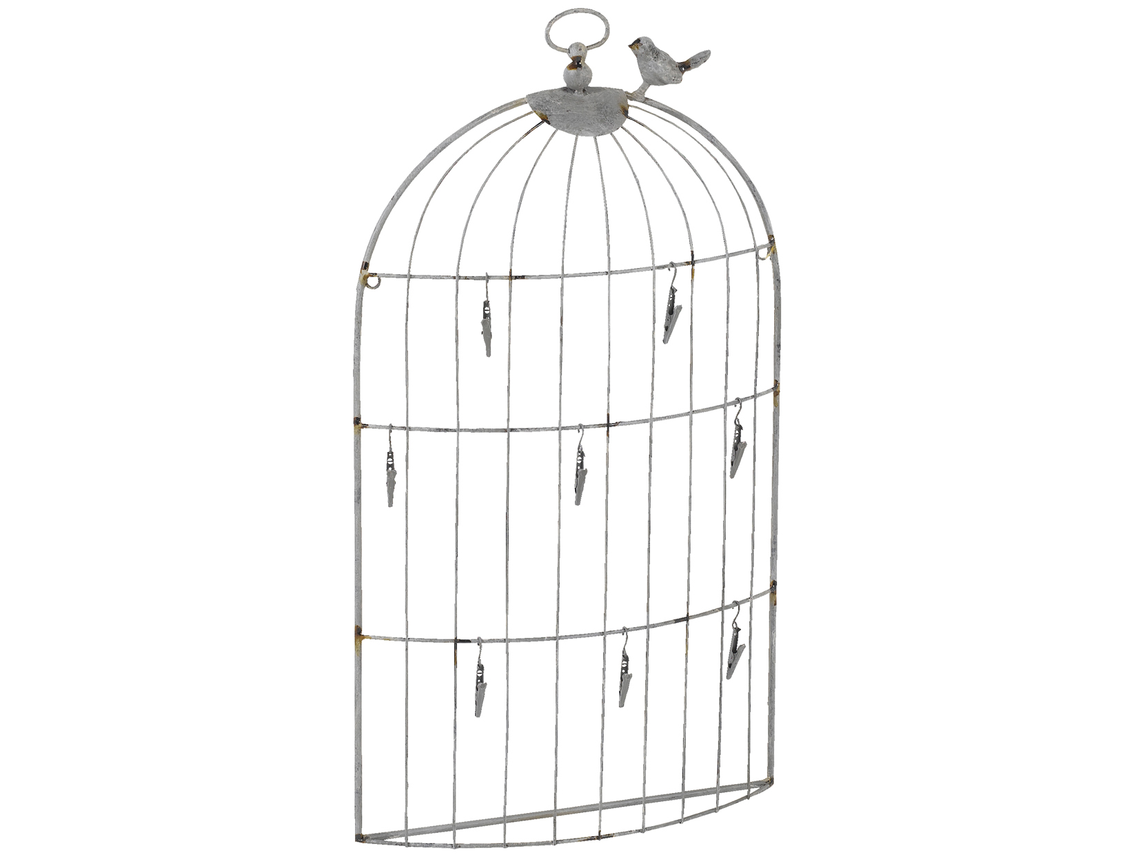l objet d co de l 39 t la cage oiseaux elle d coration. Black Bedroom Furniture Sets. Home Design Ideas