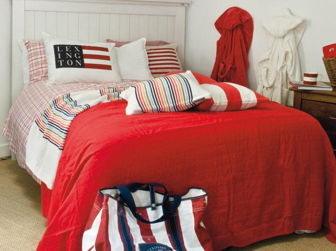 le linge de lit donne le ton elle d coration. Black Bedroom Furniture Sets. Home Design Ideas