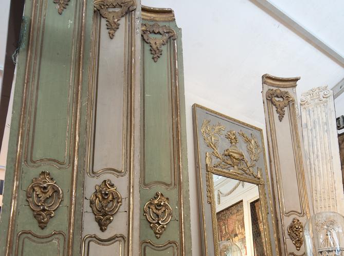 les boiseries du xviie elle d coration. Black Bedroom Furniture Sets. Home Design Ideas