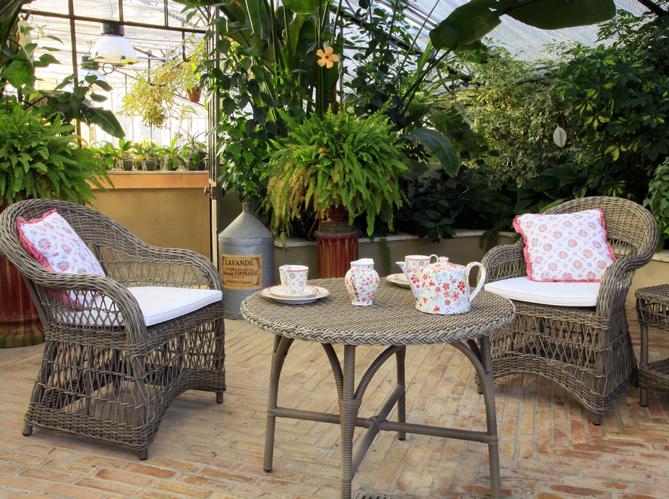 meubles de jardin le confort avant tout elle d coration. Black Bedroom Furniture Sets. Home Design Ideas