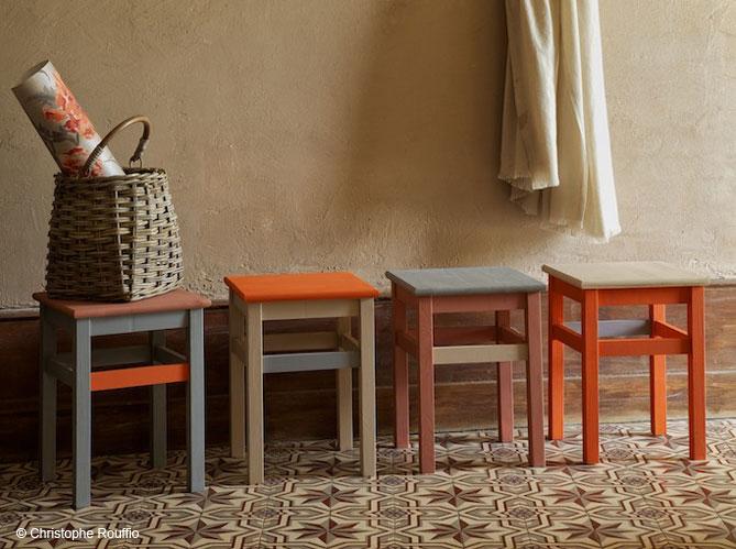 relooker vos meubles c 39 est facile elle d coration. Black Bedroom Furniture Sets. Home Design Ideas