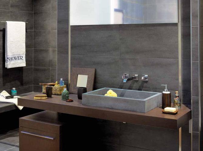 salles de bains belles au naturel elle d coration. Black Bedroom Furniture Sets. Home Design Ideas