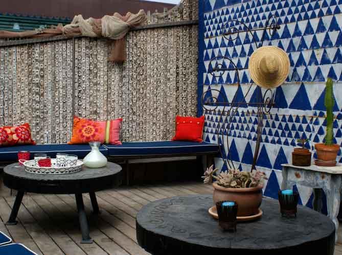 Tous nos conseils pour vivre dehors elle d coration - Deco jardin mexicain limoges ...