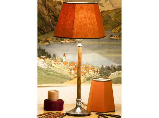 un abat jour pour une d co petit prix elle d coration. Black Bedroom Furniture Sets. Home Design Ideas