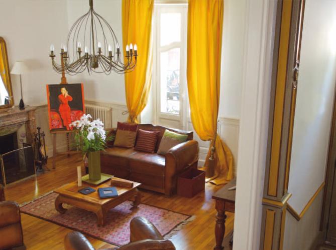 Maison de charme cherche seconde vie elle d coration for Jolie decoration maison