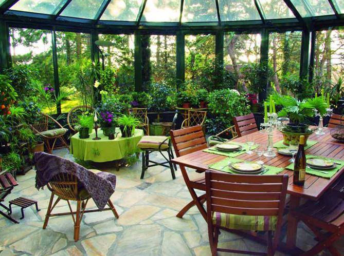 Amenager une veranda en salle de jeux - Une piece en plus tarif ...