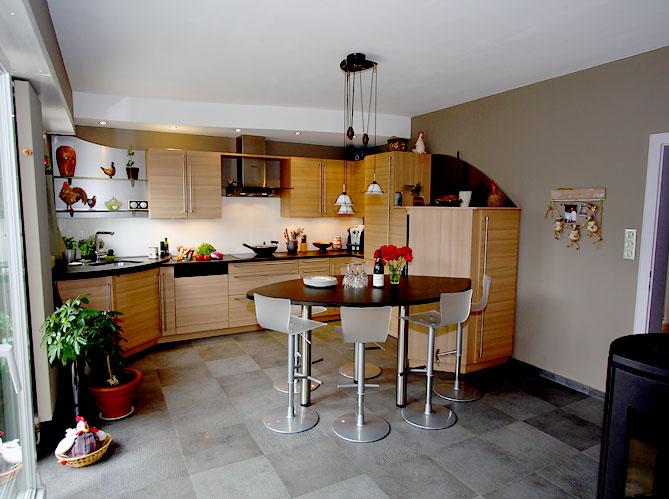 Vos 50 plus belles cuisines elle d coration for Les plus belles deco interieur
