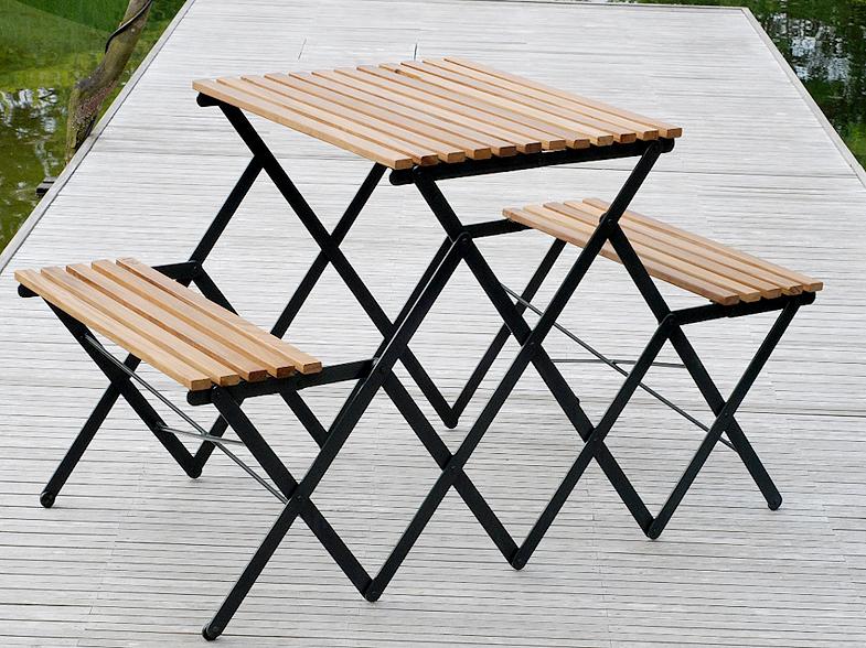 30 nouveaut s d co pour meubler sa terrasse elle d coration for Deco table exterieur