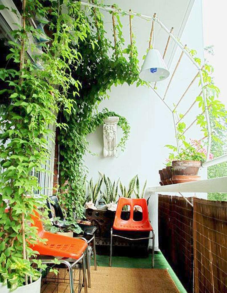 15 id es pour mettre son balcon au vert elle d coration