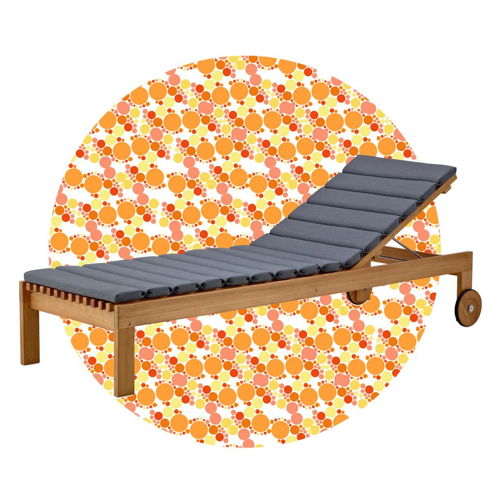 Le retour de la chaise longue elle d coration for Chaise longue fr