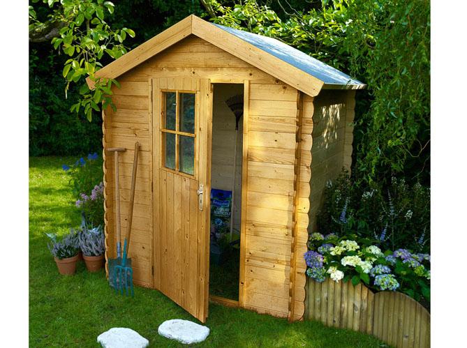 24 abris pour votre jardin abris de jardin elle d coration for Declaration prealable pour abri de jardin