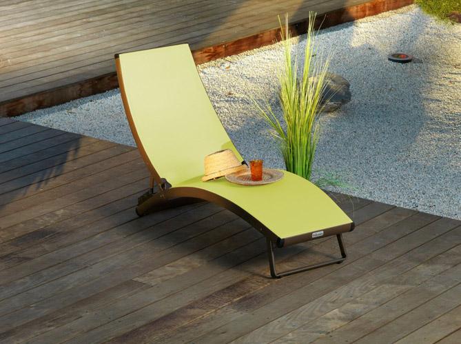 5 chaises et fauteuils de jardin jardiland elle d coration for Chaise et fauteuil de jardin