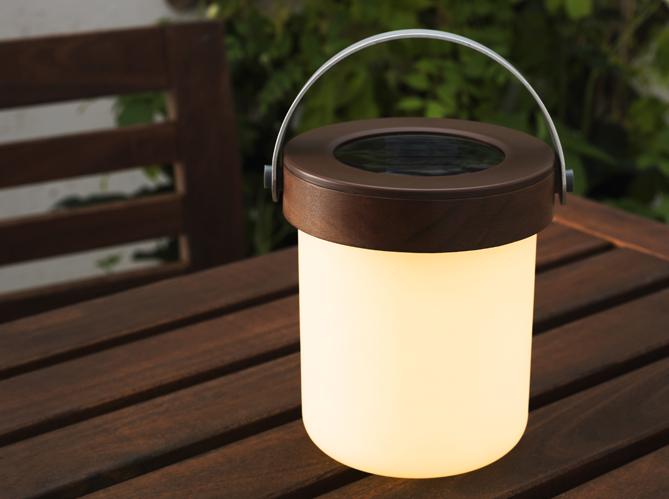 J 39 illumine ma terrasse elle d coration for Lampe exterieur pour terrasse